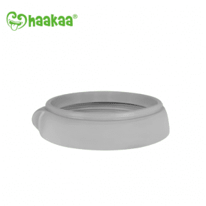 Chemical free Haakaa generation 3 silicone bottle nipple ring