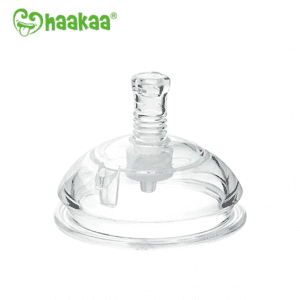 Chemical free Haakaa generation 3 silicone bottle sippy sprout