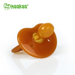 Safe and natural Haakaa nanosilver silicone dummy