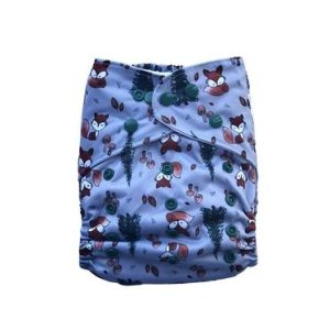 yoho pocket cloth nappy foxy baby