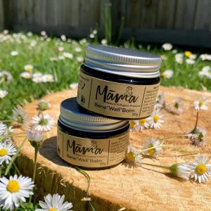 healing natural kawakawa balm Mama