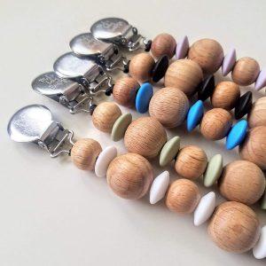 handmade silicone elliott dummy chain
