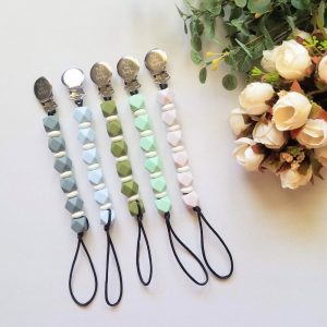 handmade silicone hana dummy chain