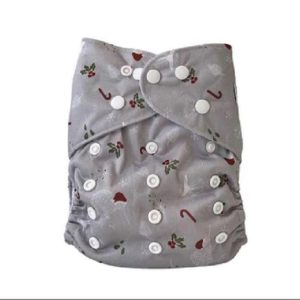 yoho pocket cloth nappy kiwi christmas