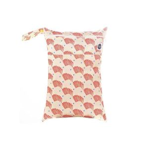 TUTI APRICOT DAZE WET BAG (DOUBLE POCKET MEDIUM SIZE) NZ