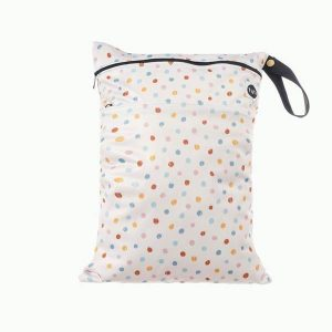 TUTI GET SKIT! MEDIUM DOUBLE POCKET WET BAG NZ