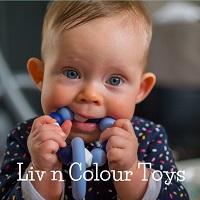 Liv n Colour logo
