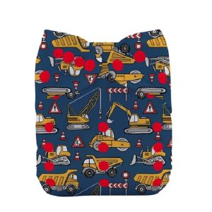 yoho pocket cloth nappy dump truck