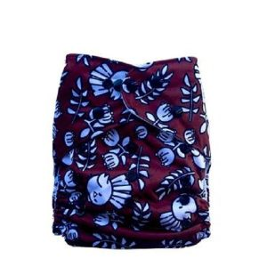 yoho pocket cloth nappy kahika